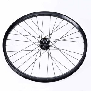 Complete wheel front - without tyre