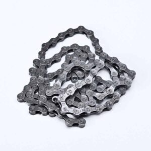 Bicycle chain for 9 speed